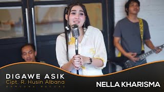 Digawe Asik Cover Mp3